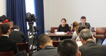 Briefing Press Freedom