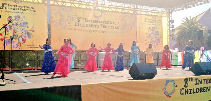 8th International Children's Festival