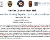 Communities Working Together: Justice, Unity and Peace