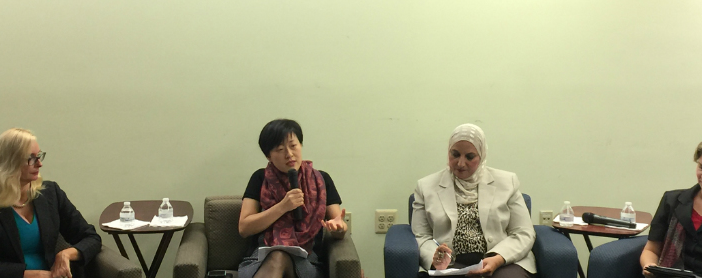 Women's Leadership in Peacebuilding and Social Harmony